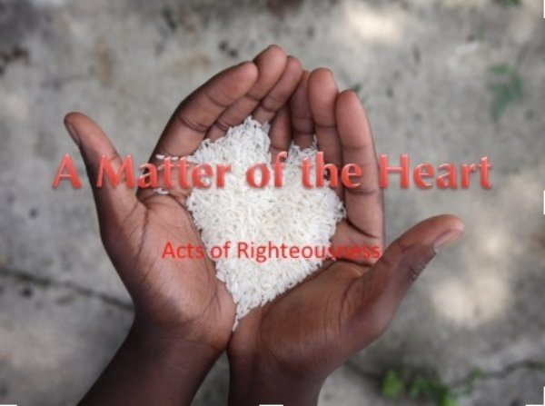 Matter Of The Heart