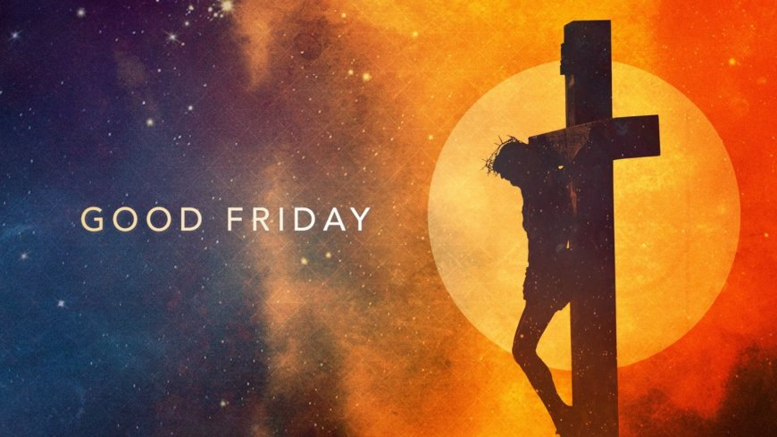 Latest Good Friday Background