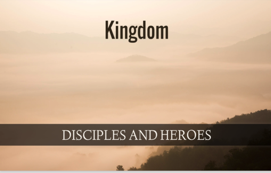 Kingdom Disciples And Heroes Thumbnail